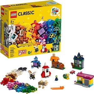 NEW LEGO 11004 Classic Windows of Creativity Build